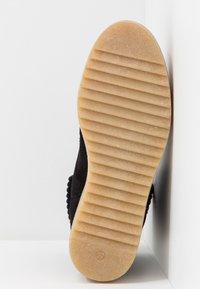 RE:DESIGNED - FIA - Kotníkové boty na platformě - black - 6