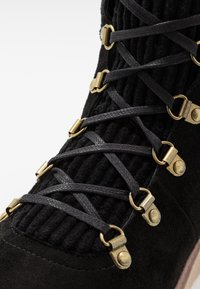 RE:DESIGNED - FIA - Kotníkové boty na platformě - black - 2