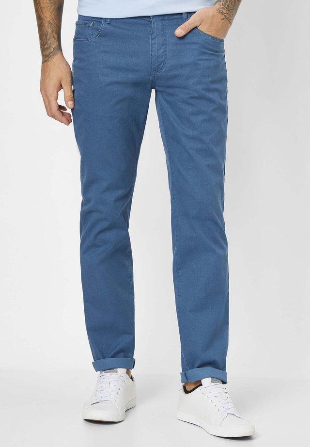 MILTON - Trousers - blue