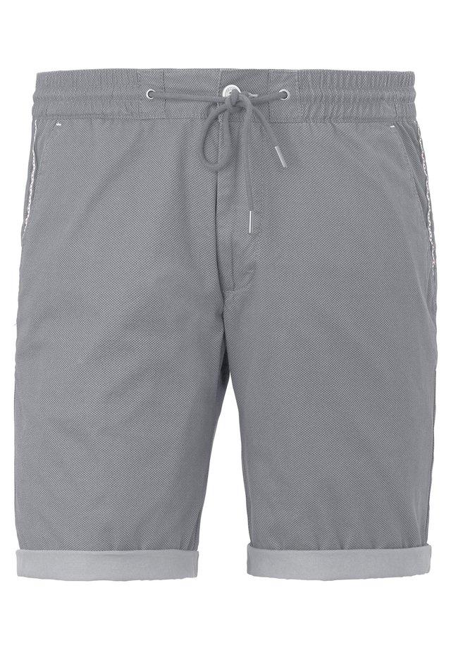 WHITBY - Shorts - sky grey
