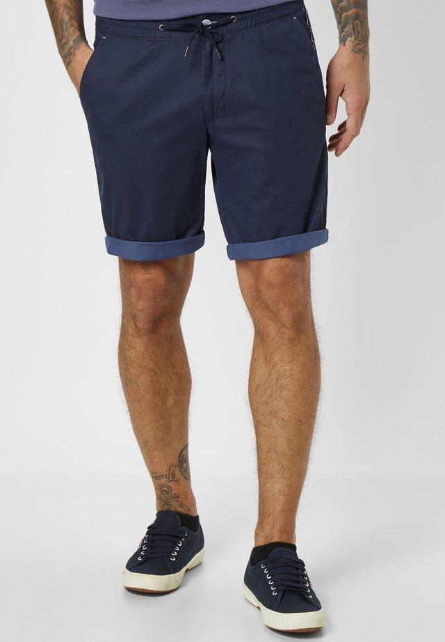WHITBY - Shorts - navy