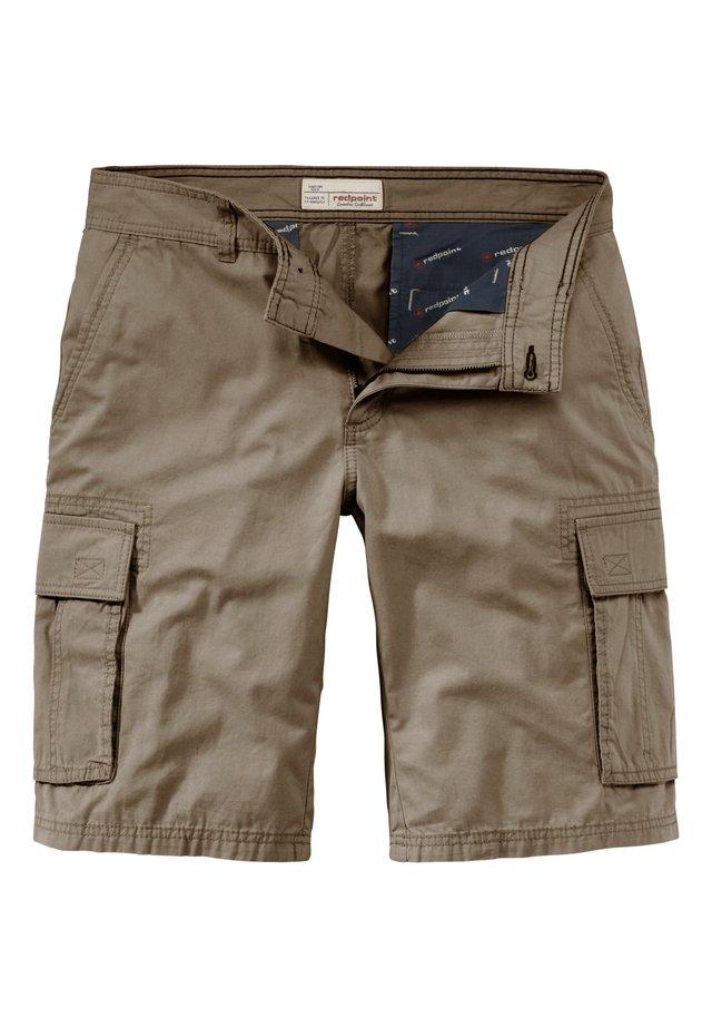 PALLING - Shorts - khaki