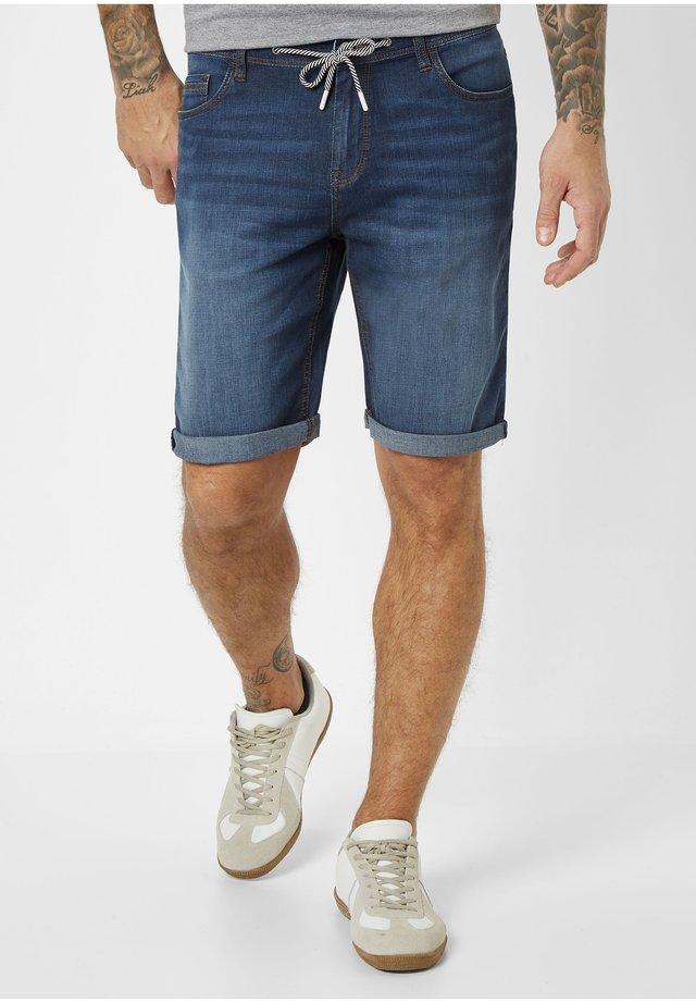 MARKHAM  - Denim shorts - dark blue