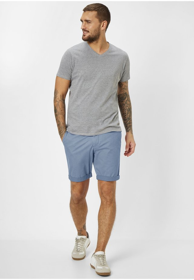 SURRAY  - Shorts - dusty blue