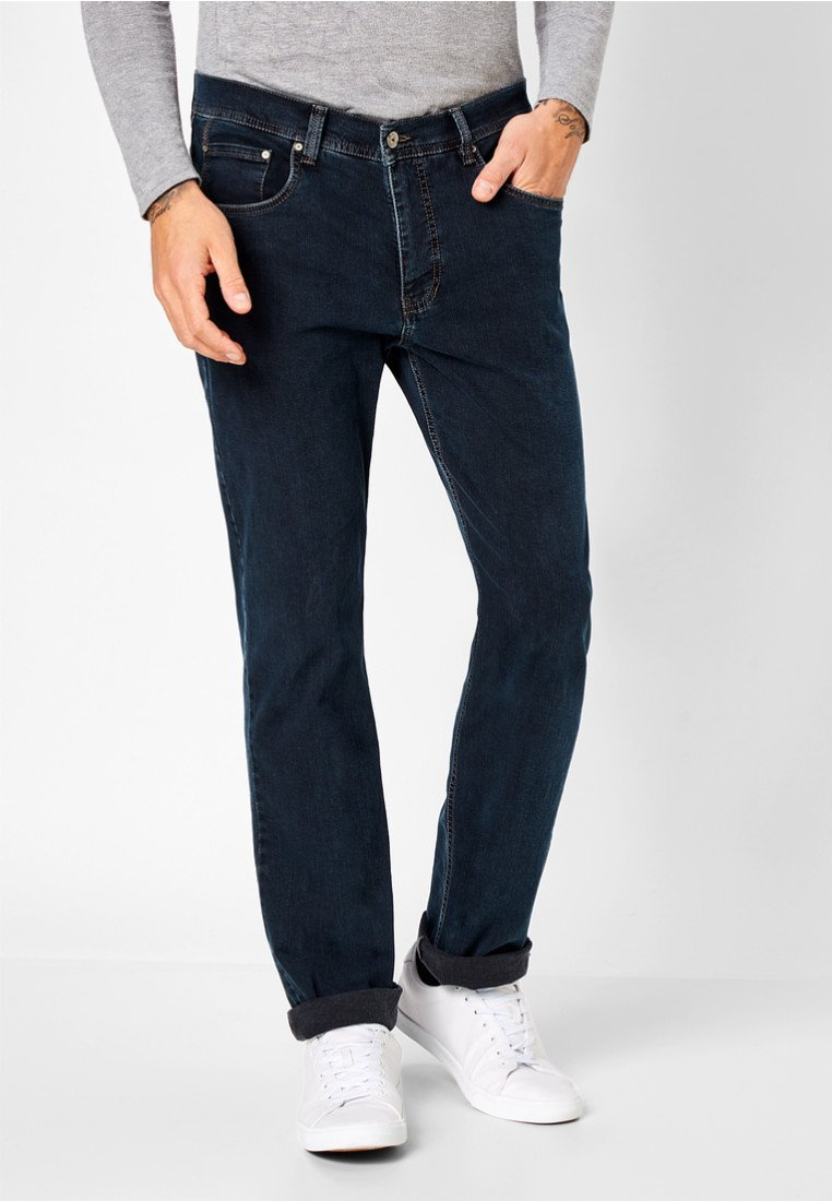 Redpoint - LANGLEY - Straight leg jeans - dark blue