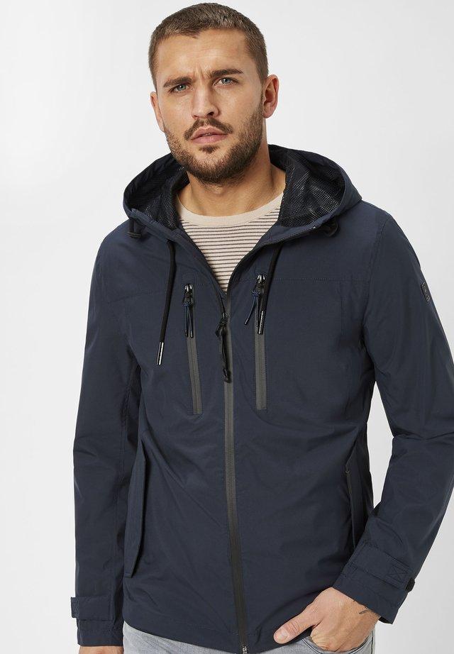 DOUGLAS - Outdoor jacket - navy