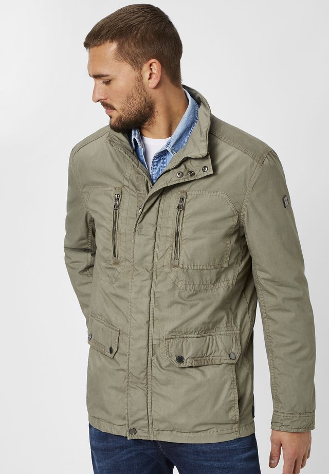 BERNIE  - Summer jacket - khaki