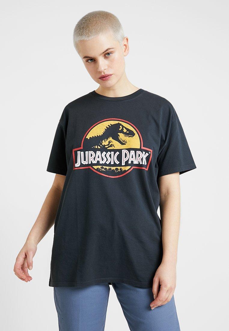 Revival Tee - JURASSIC PARK TEE - T-shirt print - acid wash