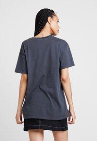 Revival Tee - METALLICA - T-Shirt print - washed black - 2