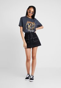 Revival Tee - METALLICA - T-Shirt print - washed black - 1