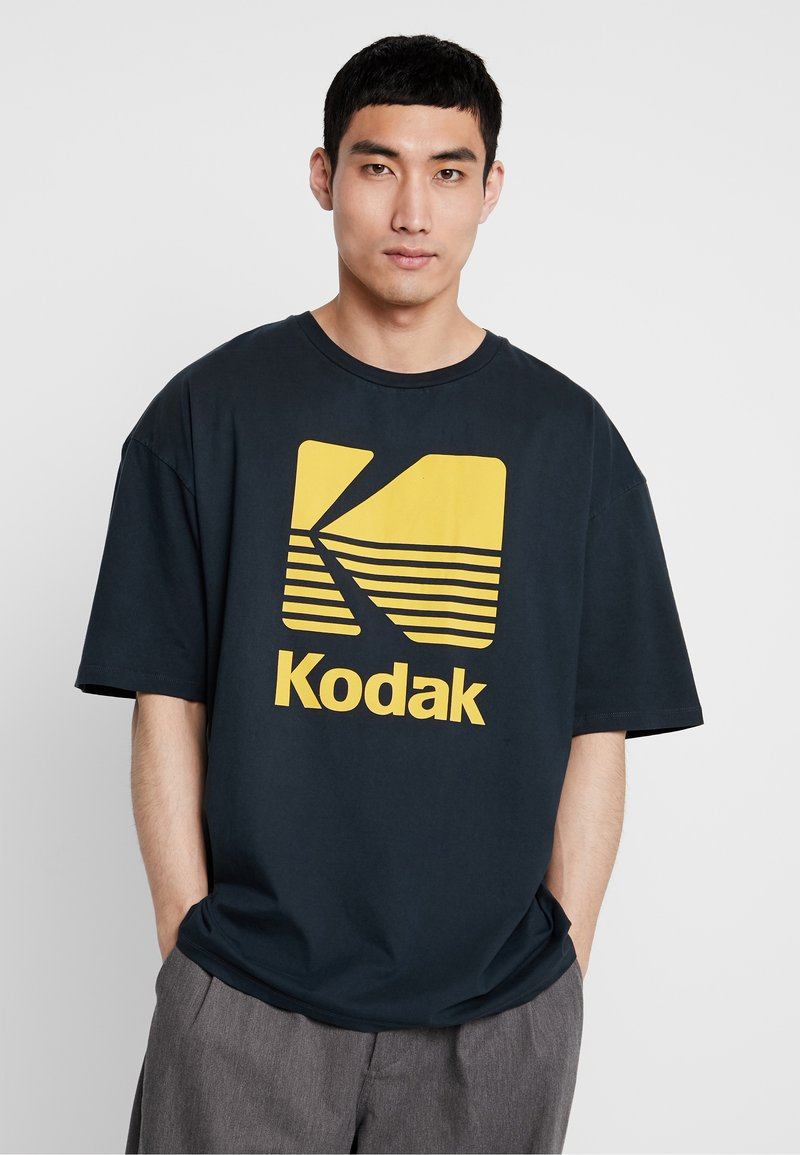 Revival Tee - KODAK  - T-shirt imprimé - washed black