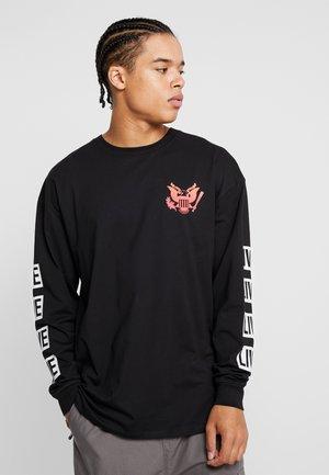 RAMONES  - Camiseta de manga larga - black