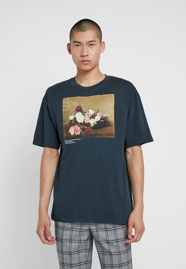 NEW ORDER - T-shirt med print - black
