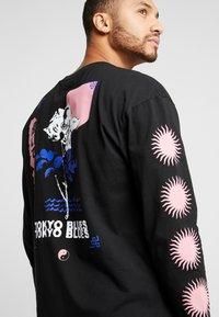 Revival Tee - TOKYO BLUES - Langærmede T-shirts - black - 3