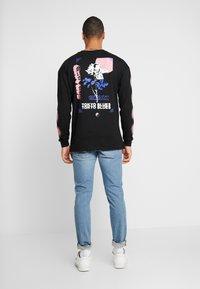 Revival Tee - TOKYO BLUES - Langærmede T-shirts - black - 2