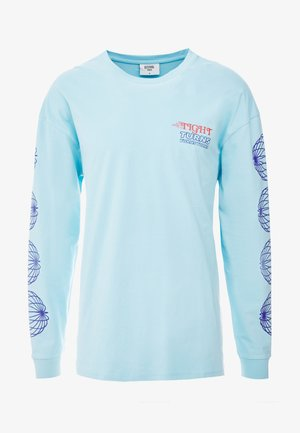 TIGHT TURN  - Long sleeved top - blue