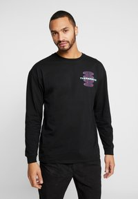 Revival Tee - THERMOWAVE - Maglietta a manica lunga - black - 2