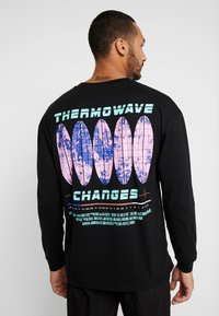 Revival Tee - THERMOWAVE - Maglietta a manica lunga - black - 0