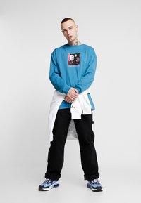 Revival Tee - TOKYO JAPAN - Maglietta a manica lunga - blue - 1