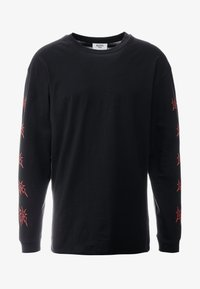 Revival Tee - RED FLAME - T-shirt à manches longues - black - 4