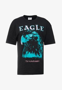 Revival Tee - EAGLE TEE - Camiseta estampada - black - 3