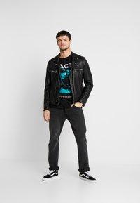 Revival Tee - EAGLE TEE - Camiseta estampada - black - 1