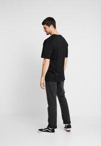 Revival Tee - EAGLE TEE - Camiseta estampada - black - 2