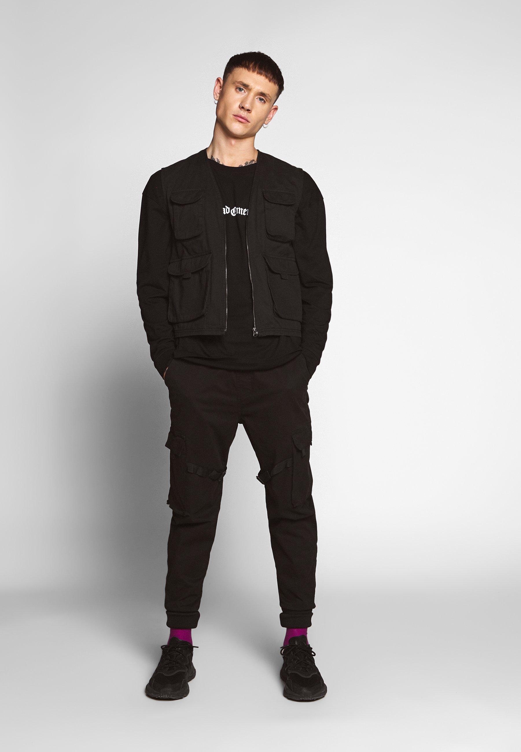 Revival Tee Bad Omens - Long Sleeved Top Black
