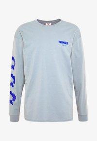 Revival Tee - PROMISED LAND  - Langærmede T-shirts - blue - 4