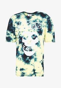Revival Tee - MISFITS TYE DYE - T-shirt con stampa - blue - 3