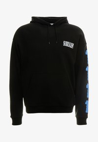 Revival Tee - SURREALISM HOODIE - Bluza z kapturem - black - 4