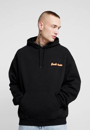 CHILLI HOODIE - Jersey con capucha - black