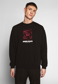 Revival Tee - INNER PEACE - Sweater - black - 0