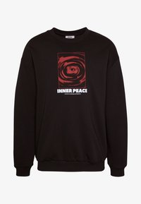 Revival Tee - INNER PEACE - Sweater - black - 3