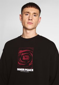 Revival Tee - INNER PEACE - Sweater - black - 4