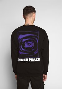 Revival Tee - INNER PEACE - Sweater - black - 2