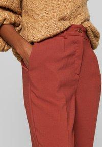 Re.draft - FORMAL PANTS - Pantalon classique - toffee - 4