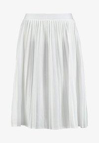 Re.draft - SKIRT - A-line skirt - white - 3