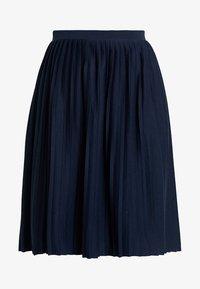 Re.draft - SKIRT - A-line skirt - navy - 3
