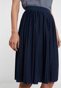 Re.draft - SKIRT - A-line skirt - navy - 4