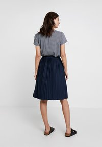 Re.draft - SKIRT - A-line skirt - navy - 2