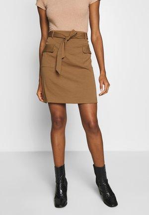 UTILITY SKIRT - A-line skirt - dusty desert