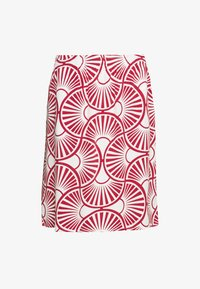 Re.draft - EASY SKIRT CIRCLE - A-linjainen hame - peonies - 0