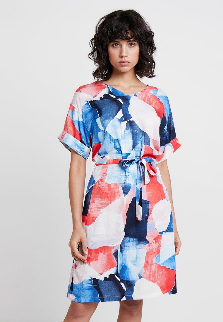 Re.draft - PRINTED DRESS - Day dress - hibisus
