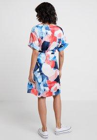 Re.draft - PRINTED DRESS - Day dress - hibisus - 2