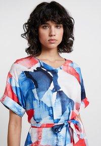 Re.draft - PRINTED DRESS - Day dress - hibisus - 3