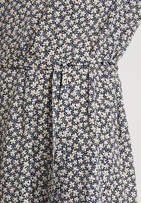 Re.draft - MILLEFLEUR DRESS - Day dress - navy - 5