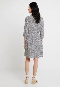 Re.draft - MILLEFLEUR DRESS - Day dress - navy - 2
