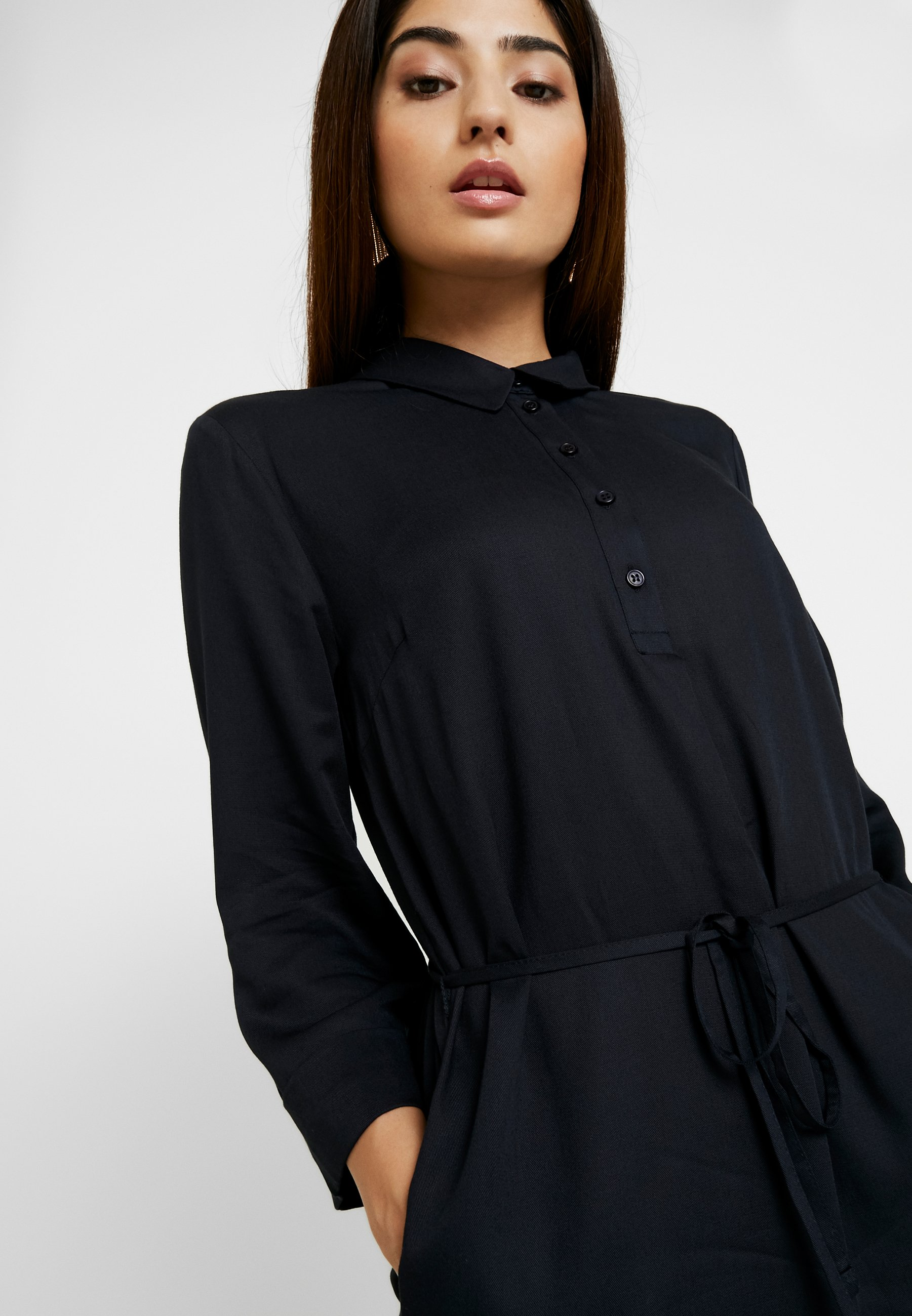 DressAbito Navy Blouse A Re Dark draft Camicia TXiPOZku