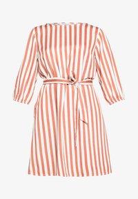 Re.draft - STRIPED DRESS - Day dress - white - 5